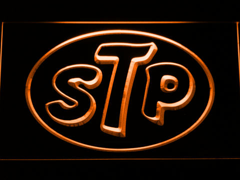 Image of STP LED Neon Sign - Orange - SafeSpecial