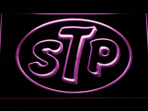 Image of STP LED Neon Sign - Purple - SafeSpecial