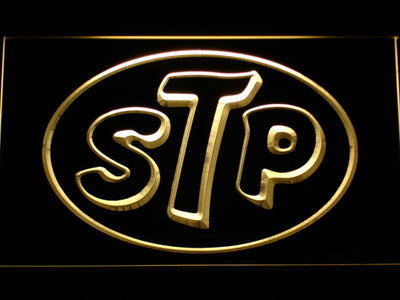 STP LED Neon Sign - Yellow - SafeSpecial