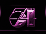 Studio 54 LED Neon Sign - Purple - SafeSpecial