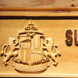 Sunderland AFC Wooden Sign - - SafeSpecial