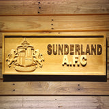 Sunderland AFC Wooden Sign - Small - SafeSpecial
