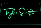 Taylor Swift LED Neon Sign - Green - SafeSpecial