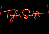 Taylor Swift LED Neon Sign - Orange - SafeSpecial