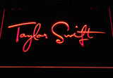 Taylor Swift LED Neon Sign - Red - SafeSpecial