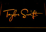 Taylor Swift LED Neon Sign - Yellow - SafeSpecial