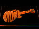 The Monkees LED Neon Sign - Orange - SafeSpecial