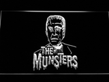 The Munsters Herman LED Neon Sign - White - SafeSpecial
