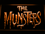 The Munsters LED Neon Sign - Orange - SafeSpecial