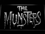 The Munsters LED Neon Sign - White - SafeSpecial