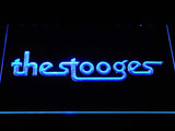 The Stooges LED Neon Sign - Blue - SafeSpecial