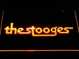 The Stooges LED Neon Sign - Orange - SafeSpecial