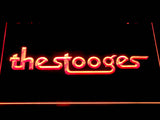 The Stooges LED Neon Sign - Red - SafeSpecial