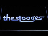 The Stooges LED Neon Sign - White - SafeSpecial