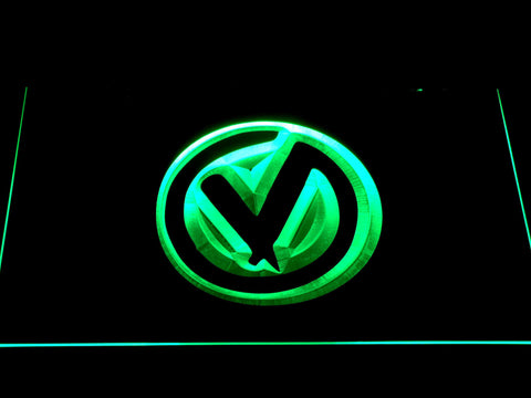 The Virginmarys LED Neon Sign - Green - SafeSpecial