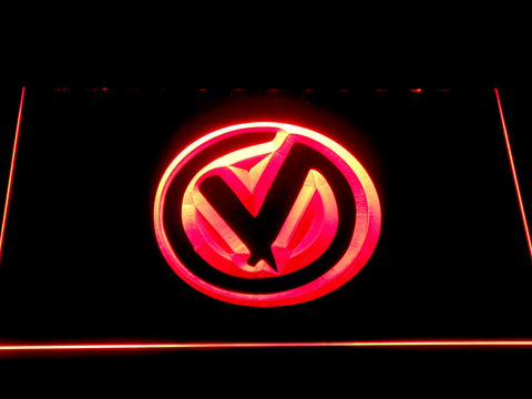 The Virginmarys LED Neon Sign - Red - SafeSpecial