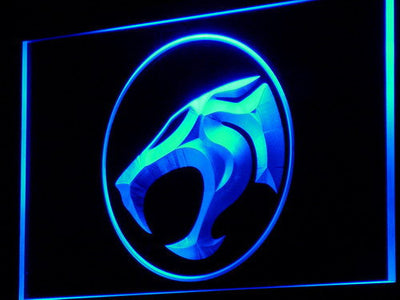 Thundercats LED Neon Sign - Blue - SafeSpecial