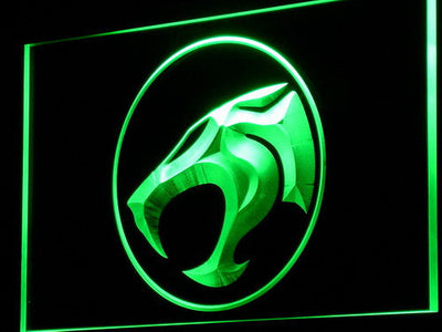 Thundercats LED Neon Sign - Green - SafeSpecial
