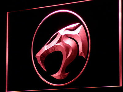 Thundercats LED Neon Sign - Red - SafeSpecial