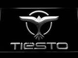Tiesto LED Neon Sign - White - SafeSpecial