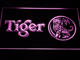 Tiger LED Neon Sign - Purple - SafeSpecial