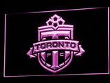 Toronto FC LED Neon Sign - Purple - SafeSpecial