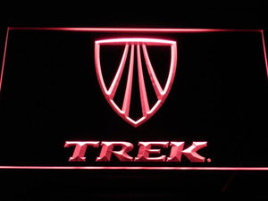 Trek LED Neon Sign - Red - SafeSpecial