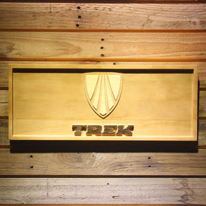 Trek Wooden Sign - Small - SafeSpecial