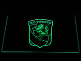 Twente LED Neon Sign - Green - SafeSpecial