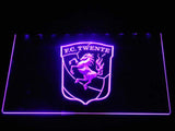 Twente LED Neon Sign - Purple - SafeSpecial