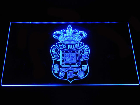 Image of UD Las Palmas LED Neon Sign - Blue - SafeSpecial