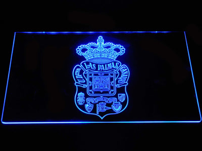 UD Las Palmas LED Neon Sign - Blue - SafeSpecial