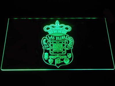 UD Las Palmas LED Neon Sign - Green - SafeSpecial
