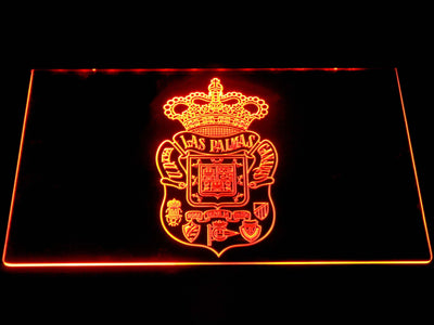 UD Las Palmas LED Neon Sign - Orange - SafeSpecial