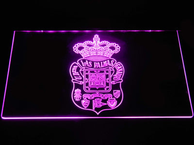 UD Las Palmas LED Neon Sign - Purple - SafeSpecial