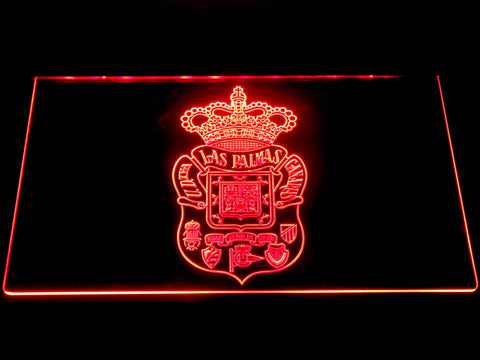 Image of UD Las Palmas LED Neon Sign - Red - SafeSpecial