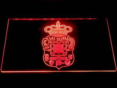 UD Las Palmas LED Neon Sign - Red - SafeSpecial