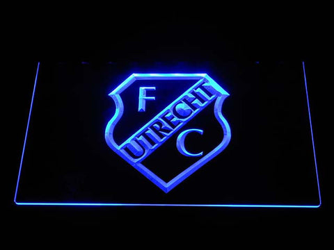 Image of Utrecht LED Neon Sign - Blue - SafeSpecial