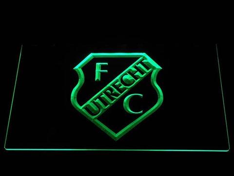 Image of Utrecht LED Neon Sign - Green - SafeSpecial