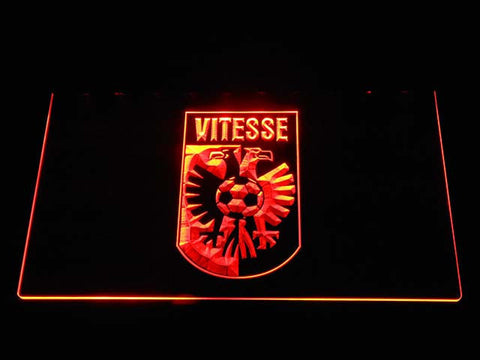 Image of Vitesse LED Neon Sign - Orange - SafeSpecial