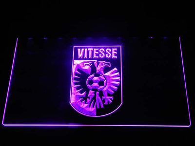 Vitesse LED Neon Sign - Purple - SafeSpecial