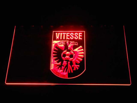 Image of Vitesse LED Neon Sign - Red - SafeSpecial