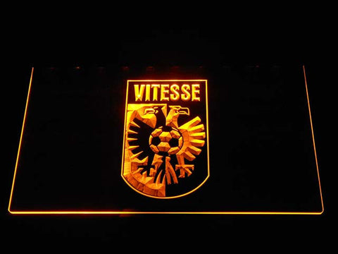 Vitesse LED Neon Sign - Yellow - SafeSpecial