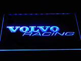 Volvo Racing LED Neon Sign - Blue - SafeSpecial