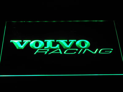 Volvo Racing LED Neon Sign - Green - SafeSpecial