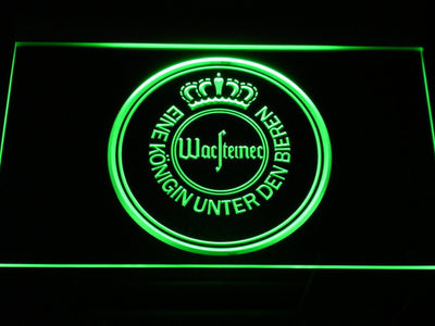 Warsteiner LED Neon Sign - Green - SafeSpecial