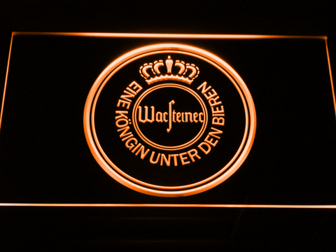 Image of Warsteiner LED Neon Sign - Orange - SafeSpecial