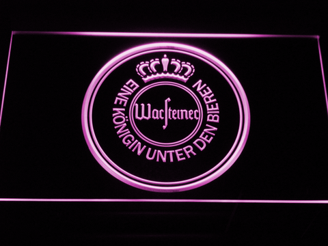 Image of Warsteiner LED Neon Sign - Purple - SafeSpecial