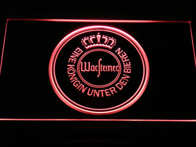 Warsteiner LED Neon Sign - Red - SafeSpecial