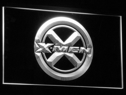 Image of X-Men LED Neon Sign - White - SafeSpecial